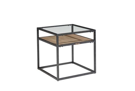 Magnolia Home Showcase End Table By Joanna Gaines - Natural - $299 .