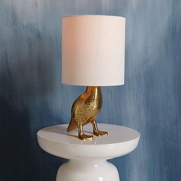 Rachel Kozlowski Mallard Duck Table La