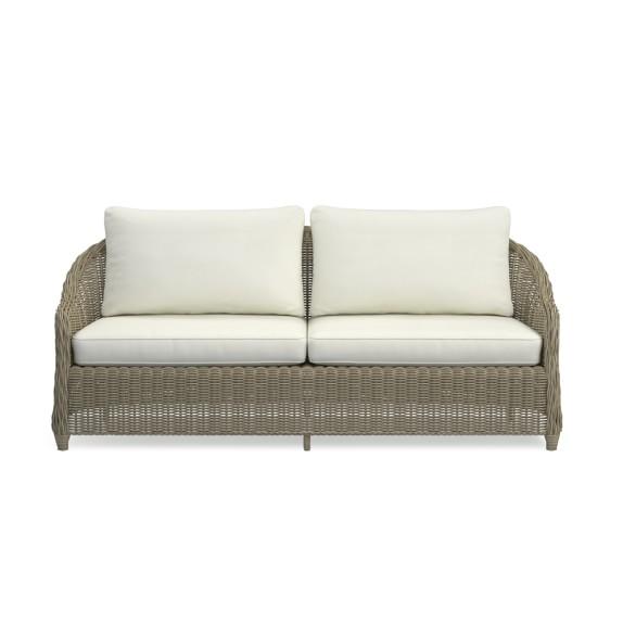 "Manchester Outdoor Sofa, 82"" | Williams Sono"