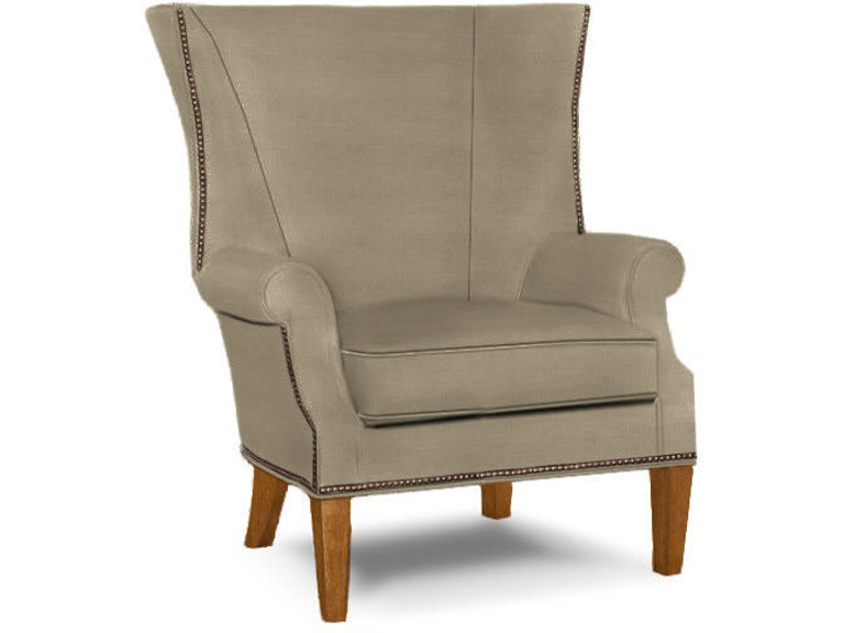 Tommy Bahama Home Living Room Marissa Wing Chair 7204-11 - Kamin .