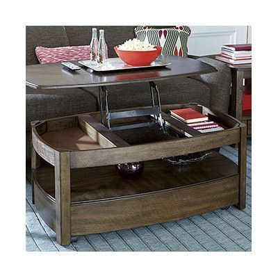 Bloomsbury Market Hassania Coffee Table with Lift Top | Lift top .