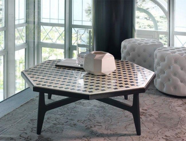 Porada Marrakesh Coffee Table | Small coffee table, Coffee table .