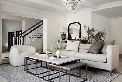 Matteo Estate Sofa By Nate Berkus And Jeremiah Brent | Living Spac