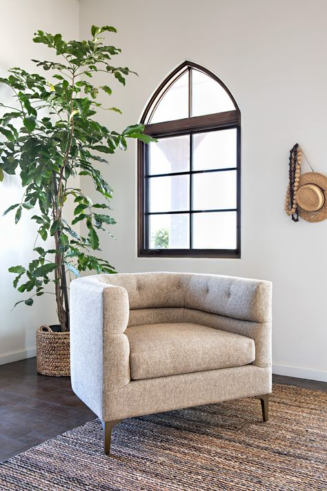 Matteo Arm Chair By Nate Berkus And Jeremiah Brent | Living room .