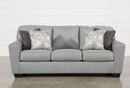 Mcdade Ash Sofa | Sofa, Decorating a new home, Clean cou