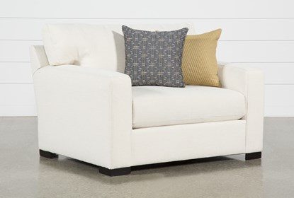 Mercer Foam II Oversized Chair | Living Spac