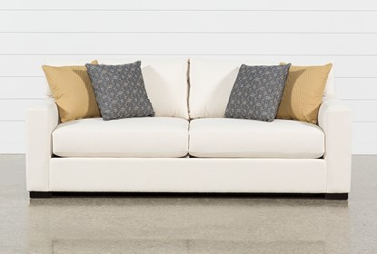 Mercer Foam II Condo Sofa | Living Spac