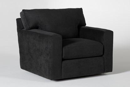 Mercer Foam III Swivel Chair | Living Spac