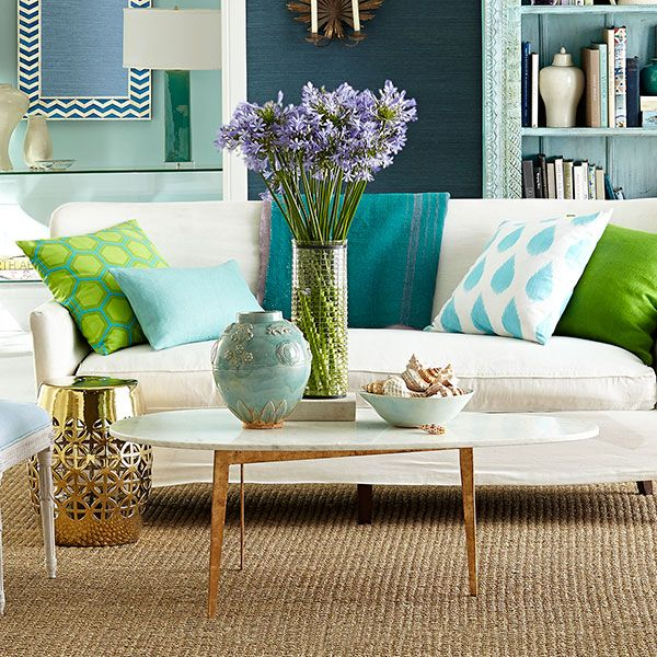 Wisteria - Furniture - Shop by Category - Coffee Tables - Mid .