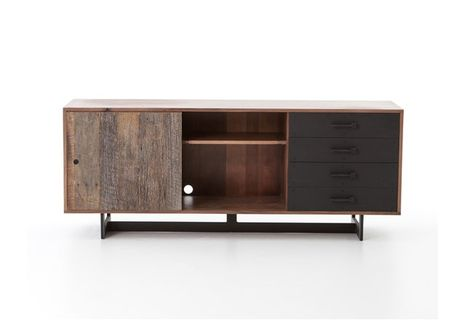 Mikelson Sideboard | Living Spaces | Living spaces, Storage, Dec