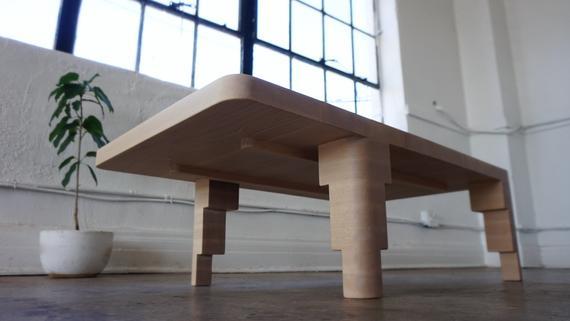 Modern . minimalist . coffee table . midcentury modern coffee | Et