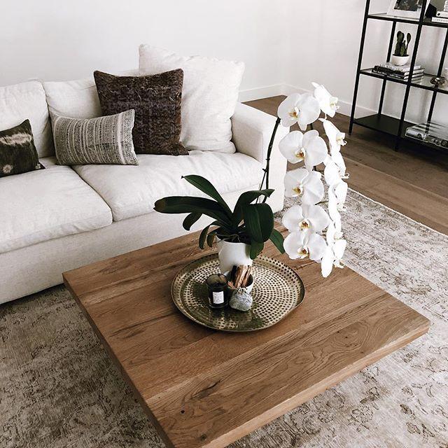 minimal coffee table #home #style | Minimalist living room design .