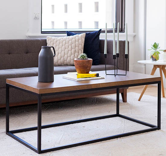 17 Beautiful Minimalist Coffee Tables For Your Home - Minimal Dai