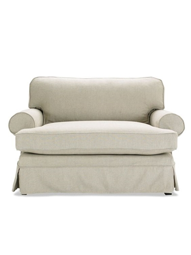 Slipcovers For Mitchell Gold Alexa Chair and A Hal - Replacement .