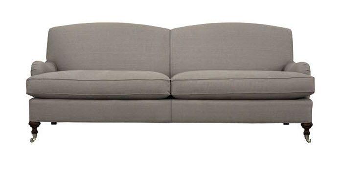 Trend Report: English Roll-Arm Sofa | English roll arm sofa, Sofa .