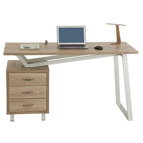 Shop Modern Designs Sand Interchangeable Computer Desk with .
