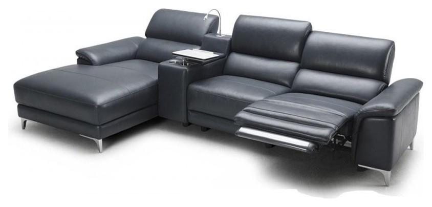 Dazzling sectional sofas with recliners in Living Room Modern with .