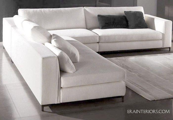 Alexa Sectional | Modern sofa sectional, Contemporary sectional .