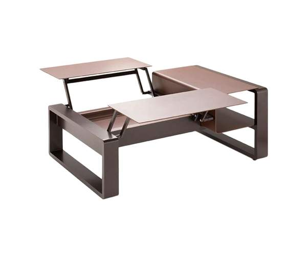 Kama Duo Modular Coffee Table I Ego Paris I Casa Design Gro