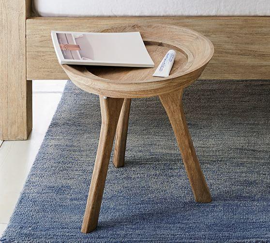 Moraga Round Coffee Table | Pottery Ba