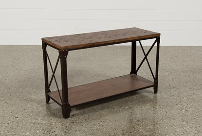 Mountainier Sofa Table | Living Spac