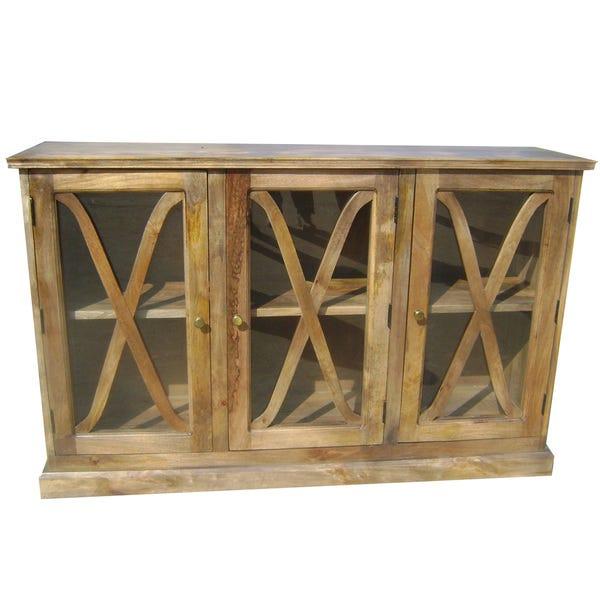 Shop Stockholm Mango Wood Sideboard/ Buffet - Overstock - 110715