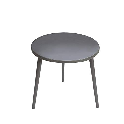SemUp Graphite top wooden round coffee table in few Scandinavian .