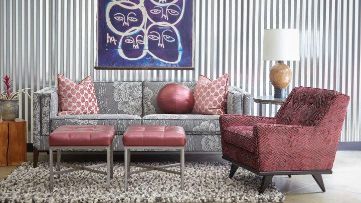 Sophia Sofa and Ana chair | Norwalk furniture, Reclaimed decor .