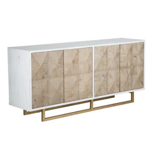 Norwood Sideboard | White sideboard, Furnishings, Sideboard cabin