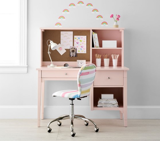 Morgan Storage Kids Desk & Hutch | Pottery Barn Ki