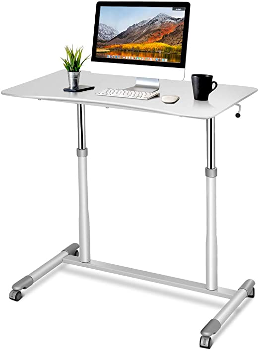 Amazon.com: Tangkula Standing Desk Computer Desk, Height .