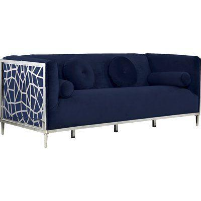 Everly Quinn Pamela Sofa   Sofa upholstery, Sofa, Furnitu