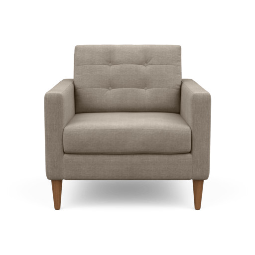 Quinn Mid-Century Modern Armchair – Perch Furnitu