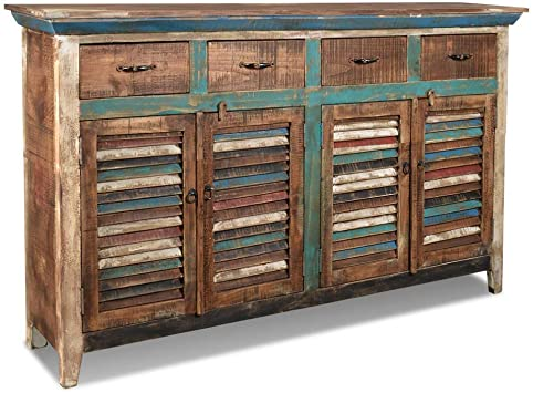 Amazon.com - Crafters and Weavers La Boca Rustic Distressed .