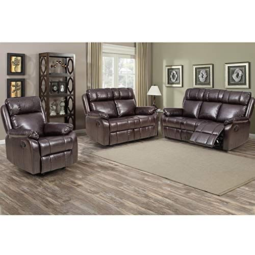 living room furniture sets - BestMassage Loveseat Chaise Reclining .