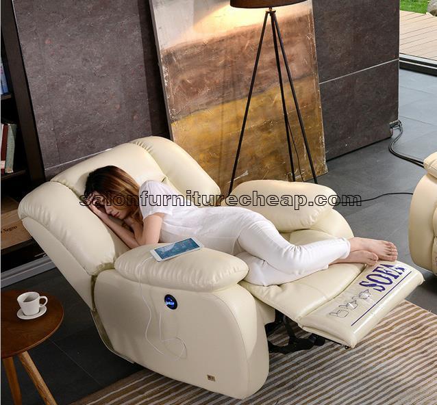 Massage Sofa Chair Recliner Rocking Lounge Cha