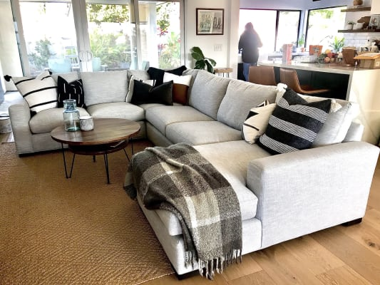 Metro Sectional - Modern Sectionals - Modern Living Room Furniture .