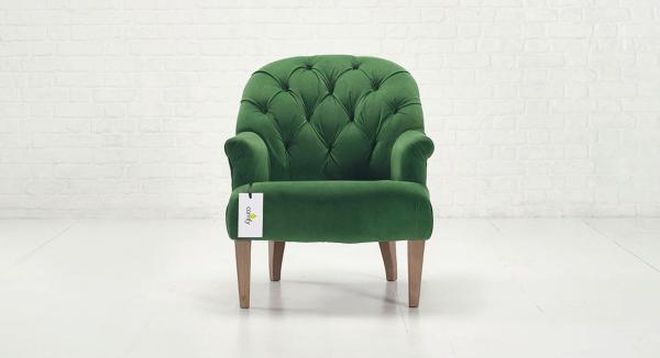 Rory Chair: Distinctive Chesterfields U