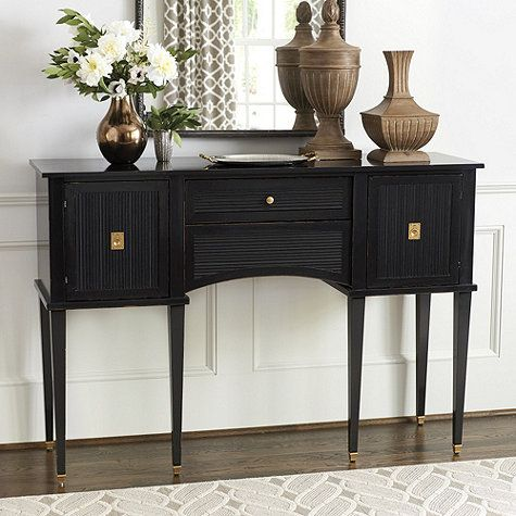 Rossi Huntboard - Taller than a traditional sideboard, our Rossi .