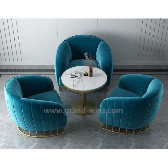 China New Design Single Sofa Round Sofa Chair Living Room .