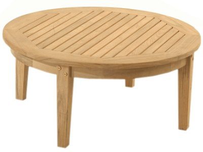 Buy Atlantic Round Teak Coffee Table - Save Up To 60% Off .