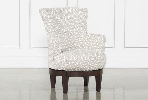 Sadie II Swivel Accent Chair | Accent chai