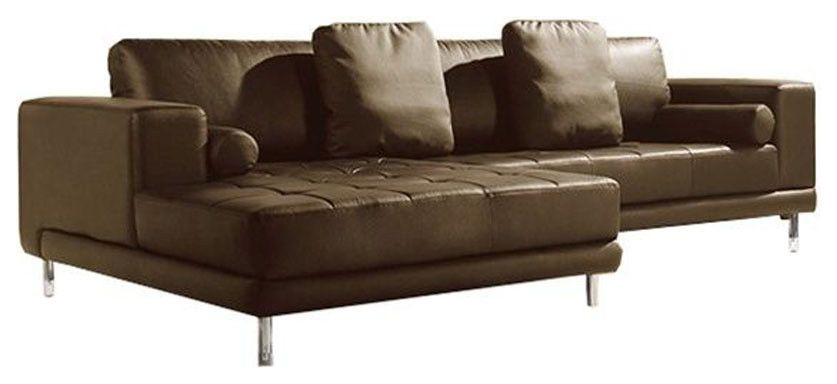 Exclusive Designer Full Italian Sectional - modern - sectional .