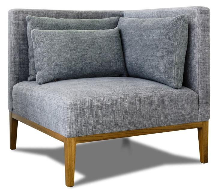 San Francisco Corner Sectional Sofa by Marie's Corner in Modular Sof