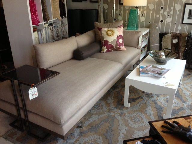 Bonn Bumper Sofa at www.artesanias-sf.com in San Francisco (With .
