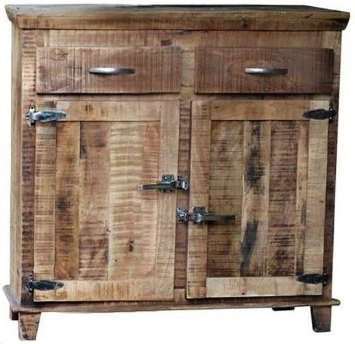 Warehouse M Icebox NRC-5528 Reclaimed Server | Pilgrim Furniture .