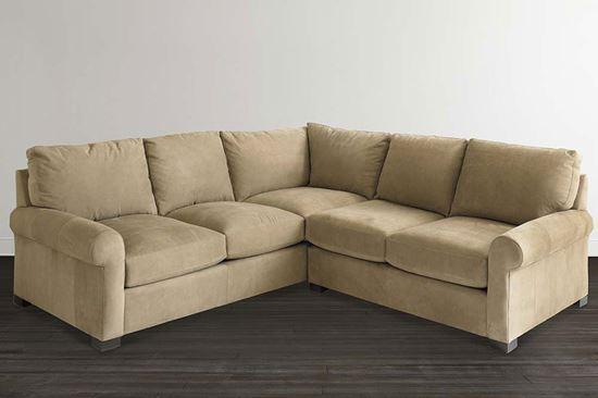 Cedarrock Furniture - Hudson, North Carolina. Scarborough Leather .