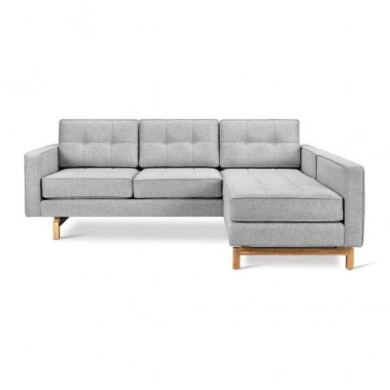 Jane 2 Loft Bi-Sectional   Sectional Sofas   Digs Seatt