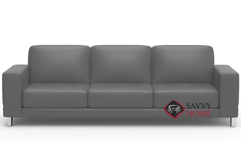 Seattle by Palliser Leather Stationary Sofa by Palliser is Fully .