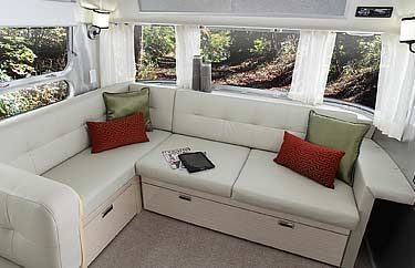 rv dinette to l'shaped sofa - Google Search | Dinette, L shaped .